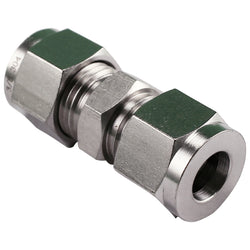 "Stainless Steel Fitting - 3/8"" Compression"