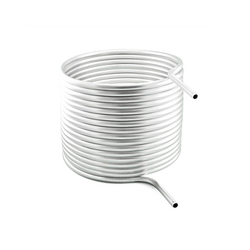 Stainless Steel Open HERMS Coil - 50' of 1/2""