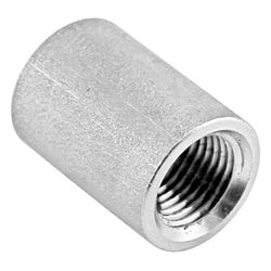 "Stainless Steel Coupler - 1/8"" Female NPT"