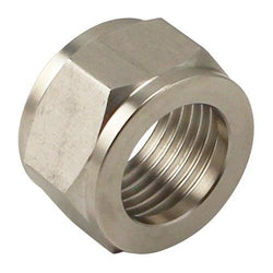 Taprite Stainless Steel Hex Beer Nut - #80228SS