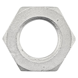 "Stainless Steel Lock Nut - 1/2"" NPT"