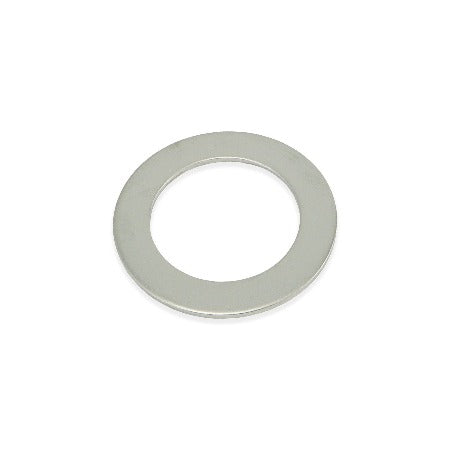 "Stainless Steel Slim Washer - 1"" ID"