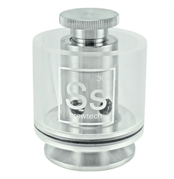 "Ss Brewtech Stainless Steel 1.5"" Tri-Clover Non-Scaled Sspunding Valve 