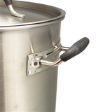 Ss Brewtech BME Brew Kettle - 20 Gallon - Riveted Handle