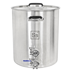 Ss Brewtech Tri-Clover Brew Kettle - 20 Gallon