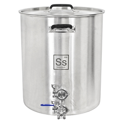 Ss Brewtech Tri-Clover Brew Kettle - 30 Gallon