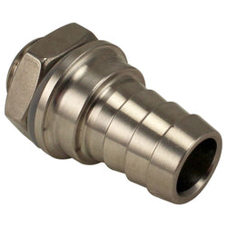 "SS Brewtech Compression Fitting - 1/2"" Hose Barb - Canadian Homebrewing Supplier - Free Shipping - Canuck Homebrew Supply"