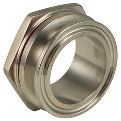SS Brewtech Compression Fitting - 1.5 TC - Canadian Homebrewing Supplier - Free Shipping - Canuck Homebrew Supply