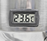Brewmaster Edition 7 Gallon Chronical Fermenter - LCD Temperature Gauge
