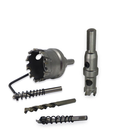 SS Brewtech Recirculating Drill Bit Kit - Canadian Homebrewing Supplier - Free Shipping - Canuck Homebrew Supply