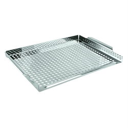 Bayou Classic Stainless Steel Grill Topper