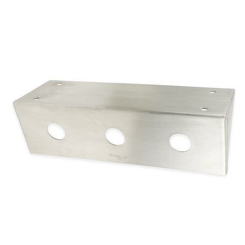 Stainless Steel Hanging Faucet Bracket - 3 Faucet