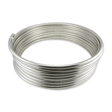 Stainless Steel Coil - 50' of  1/2""