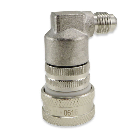 Stainless Steel Ball Lock Gas Disconnect - MFL