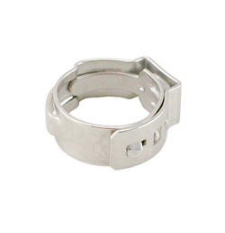 12.8mm Stepless Hose Clamp