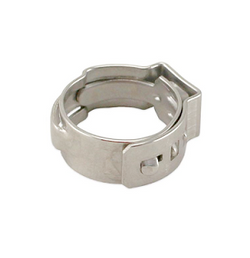 19.8mm Stepless Hose Clamp