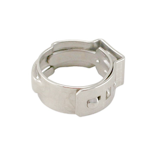 10.5mm Stepless Hose Clamp -