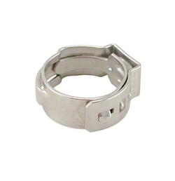16.8mm Stepless Hose Clamp