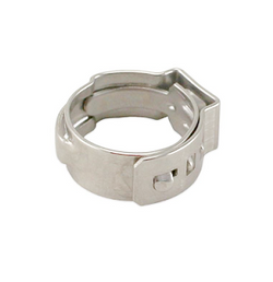 9.5mm Stepless Hose Clamp