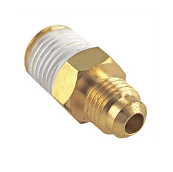 "Taprite Regulator Inlet Fitting – 1/4"" NPT to 1/4"" MFL (RHT)"