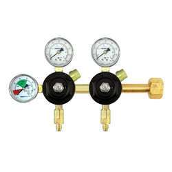 Taprite Primary Dual High Pressure CO2 Regulator (160 & 2000 PSI) [3752]