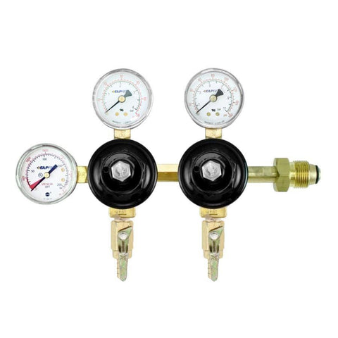 Taprite Primary Dual High Pressure Nitrogen Regulator (60, 160, & 3000 PSI) [5752HPN-03]