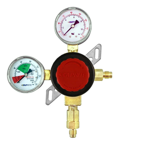 Taprite Primary High Pressure CO2 Regulator w/ HP Hose