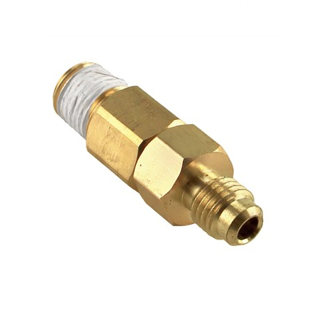 "Taprite Primary Regulator Outlet w/ Check 1/4"" NPT to 1/4"" MFL"