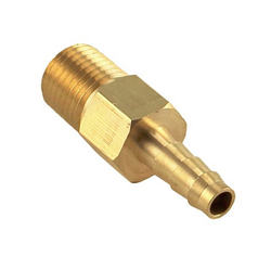 "Taprite Secondary Regulator Outlet w/ Check 1/4"" NPT to 1/4"" Barb"