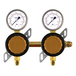 Taprite Secondary Dual CO2 Regulator (160 PSI)