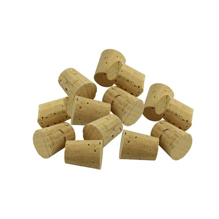 Tapered Wine Corks - No. 7 (100 per bag)