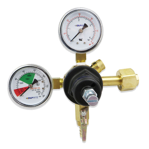 Primary Low Pressure CO2 Regulator #3741-BR