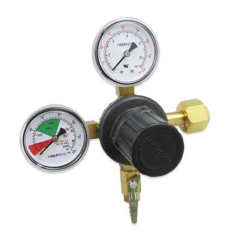 Primary High Pressure CO2 Regulator #T5741PMHPBK-01