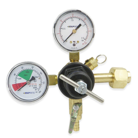 Low Pressure T Bar Regulator (30 & 2000PSI) #3741-BR-30MT
