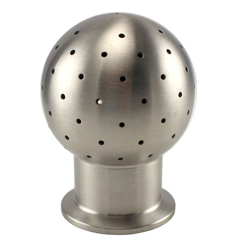 "Stainless Steel Matte Tri-Clover Stationary Spray Ball - 1.5"" TC - Canadian Homebrewing Supplier - Free Shipping - Canuck Homebrew Supply"
