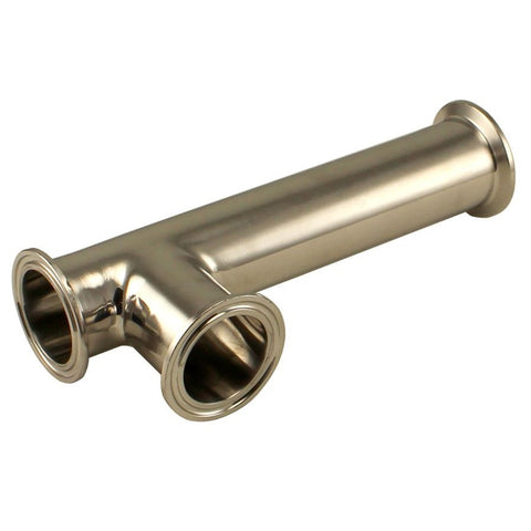 "Stainless Steel Tri-Clover RIMS Tube - 1.5"" TC - Canadian Homebrewing Supplier - Free Shipping - Canuck Homebrew Supply"