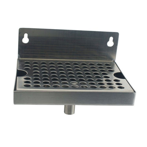 Wall Mounting Drip Tray with Drain