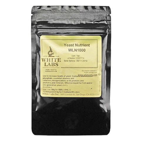 WLN 1000 - Yeast Nutrient - 1oz (28g)