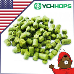 Amarillo Hop Pellets - 1oz