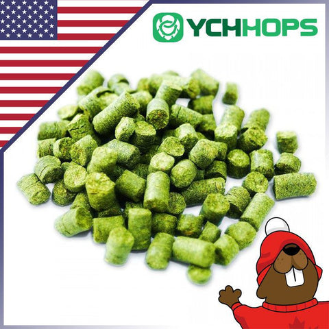 US Falconer's Flight 7 C's Hop Pellets - 1oz