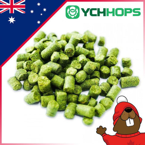 NZ Motueka Hop Pellets - 1oz