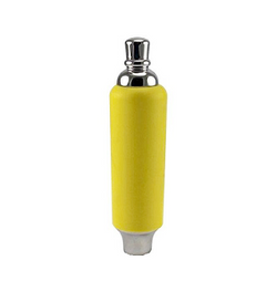 Yellow Stubby Tap Handle
