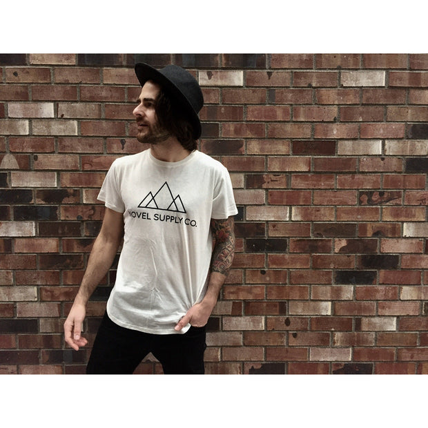 made in vancouver organic cotton sustainable tee