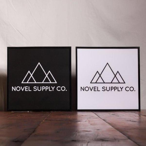 12X12 RECYCLED PRINT - NOVEL SUPPLY CO.