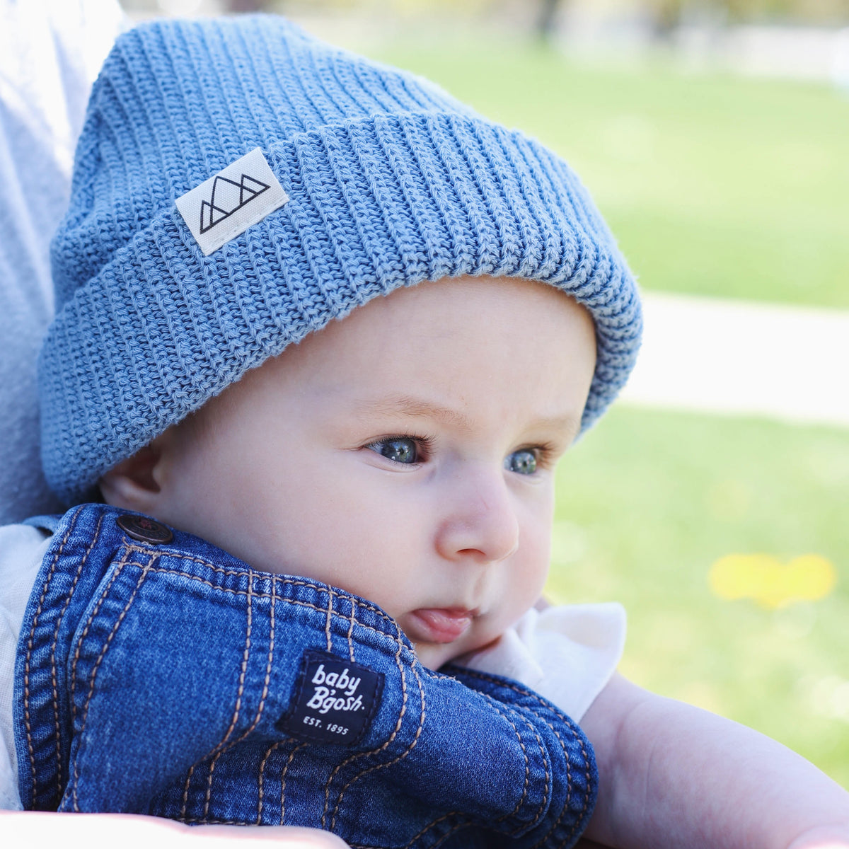 Baby Weekend Warrior Organic Toque