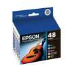 Epson Colour Multi-Pack Ink Cartridges - T048920
