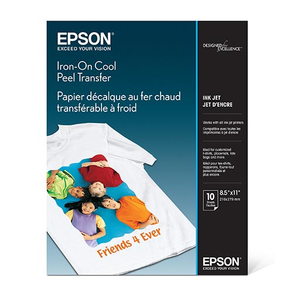 Epson Iron-On Transfer Paper