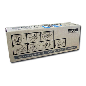 Epson Pro 4900 / SureColor P5000 Replacement Ink Maintenance Tank - T619000