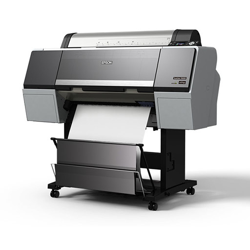 "Epson SureColor P6000 24"" Wide Printer - Standard Edition - SCP6000SE"