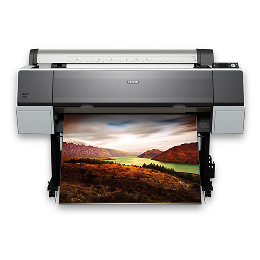 "Epson Stylus Pro 9900 44"" Wide Printer - Proofing Edition - SP9900EFI"